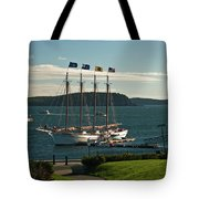 Margaret Todd - Bar Harbor Icon Tote Bag