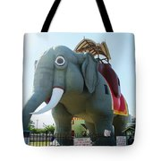 Margate New Jersey - Lucy The Elephant Tote Bag