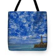 Margate Sea And Sky Tote Bag