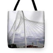 Marget Hunt Bridge Tote Bag