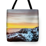Marginal Way Day Break Tote Bag