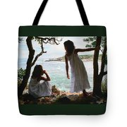 Marginal Way Tote Bag