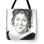 Margo Martindale Tote Bag