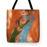 Margs Gal - Tile Tote Bag
