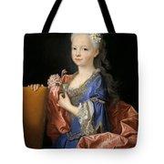 Maria Anna Victoria Of Bourbon. The Future Queen Of Portugal Tote Bag
