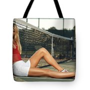 Maria Sharapova Tote Bag