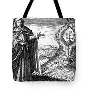 Maria The Jewess, First True Alchemist Tote Bag