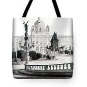 Maria Theresien Platz Tote Bag