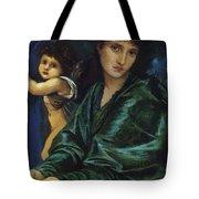Maria Zambaco 1870 Tote Bag