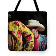 Mariachi Dancer 2 Tote Bag