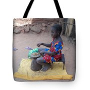Mariama Working Tote Bag