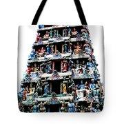 Mariamman Temple 1 Tote Bag