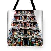 Mariamman Temple 3 Tote Bag