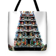 Mariamman Temple 4 Tote Bag