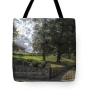 Marian Cliff Manor Tote Bag