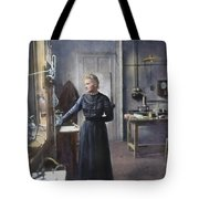 Marie Curie (1867-1934) Tote Bag
