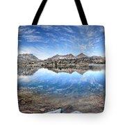 Marie Lake - John Muir Trail Tote Bag