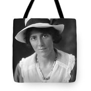 Marie Stopes (1880-1958) Tote Bag