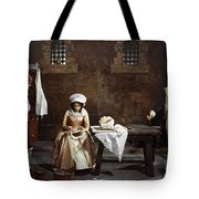Marie Tussaud (1760-1850) Tote Bag
