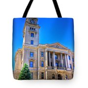 Marietta Courthouse Tote Bag