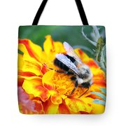 Marigold And The Bee Tote Bag