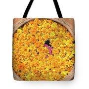 Marigold Offering Tote Bag