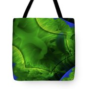 Marigolds In A Fractual Dream  Tote Bag