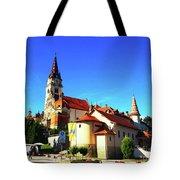 Marija Bistrica Croatia Tote Bag