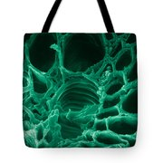 Marijuana Stem Section, Sem Tote Bag