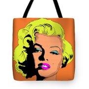Marilyn-3 Tote Bag