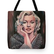 Marilyn Tote Bag