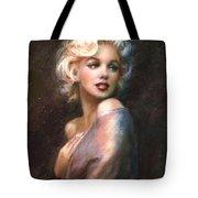 Marilyn Romantic Ww 1 Tote Bag