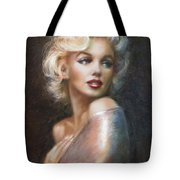 Marilyn Ww Soft Tote Bag