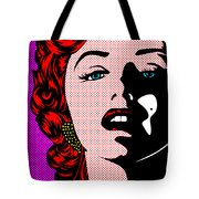 Marilyn02-2 Tote Bag