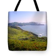 Marin Headlands 2 Tote Bag