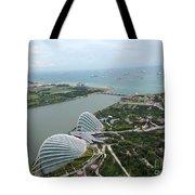 Marina Bay Tote Bag