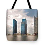 Marina Bay Singapore Tote Bag