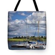 Marina - Branched Oak Lake Tote Bag