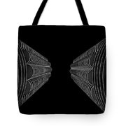 Marina City In Darkness Tote Bag