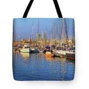 Marina - Darcena Nacional - Barcelona Tote Bag