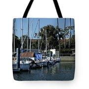 Marina Del Rey California 2 Tote Bag