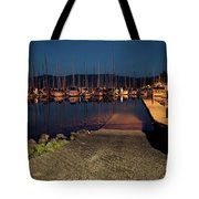 Marina Nightlights Tote Bag