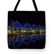 Marina Reflected Tote Bag