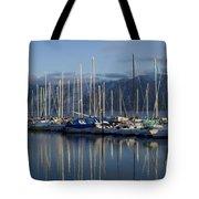 Marina Tranquility Tote Bag