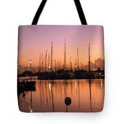 Marina Twilight Tote Bag