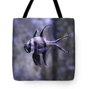 Marine Fish Tote Bag