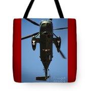 Marine One Tote Bag