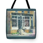 Marine Supply Store Tote Bag