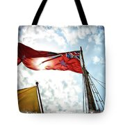 Mariners Flag Tote Bag