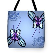 Mariposas Tote Bag